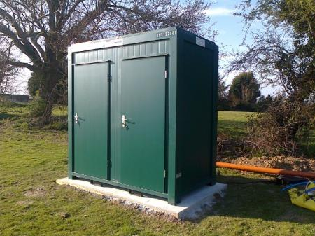 Purpose built Modular Buildings and Containers  Gallery
